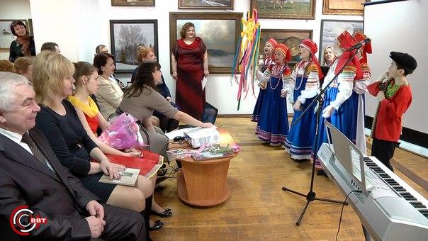 День работника культуры Вышневолоцкого района