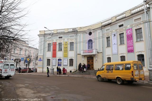 областной театр юного зрителя, Новый Год, 2014, Губернатор, дети