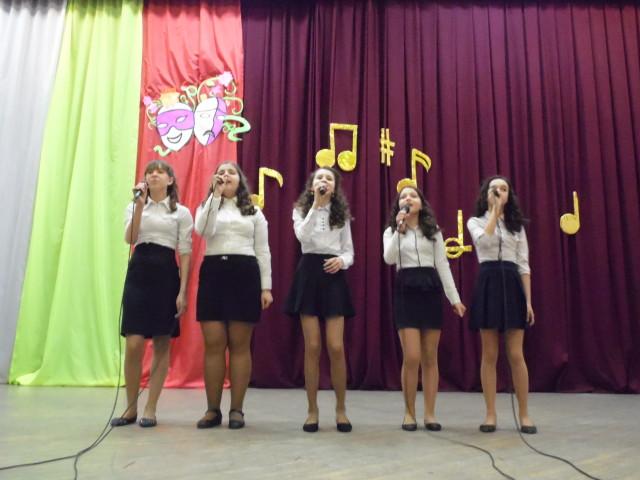 26.вокальная группа 6 класса шк.№2