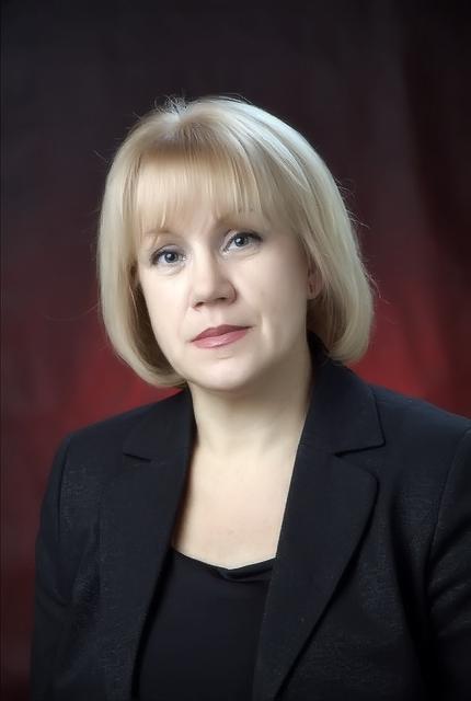 Марина Елена Геннадьевна